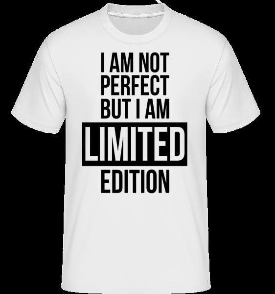 I'm Limited Edition - T-Shirt Shirtinator homme - Blanc - Devant