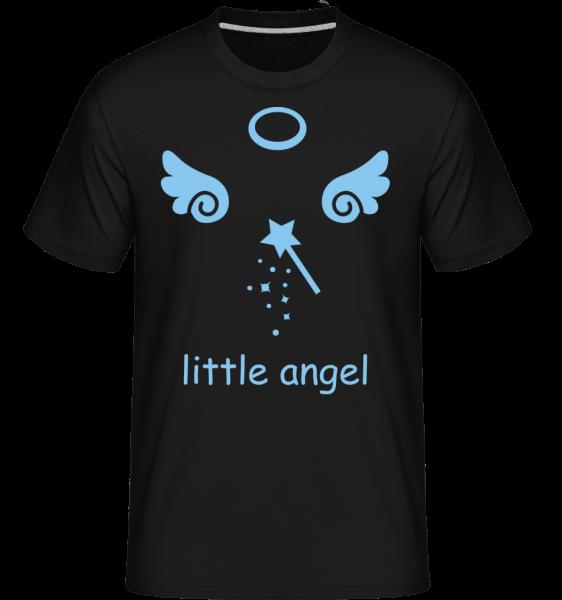 Little Angel Wings -  T-Shirt Shirtinator homme - Noir - Devant