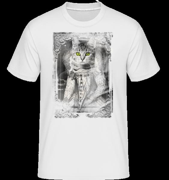 Peintures De Chats - T-Shirt Shirtinator homme - Blanc - Devant